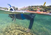 image Kayak et rando palmée Lien vers: http://reseaumer.ouvaton.org/wakka.php?wiki=GalerieNautisme